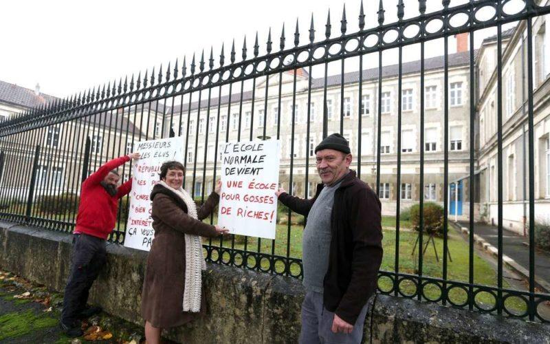 Privatisation de l'Éducation nationale : un cas exemplaire, pétition à la clé