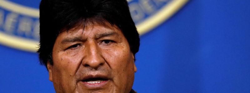 Bolivie : un coup d'État acté… mais une situation encore non stabilisée