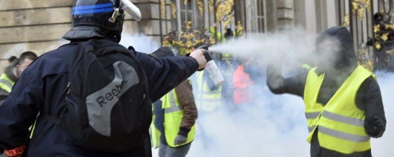 L'affaire des gaz lacrymogènes ou l'effet Lubrizol de la répression