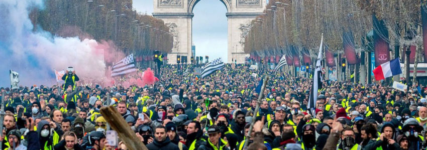 5 décembre : ne nous laissons pas voler notre révolution !
