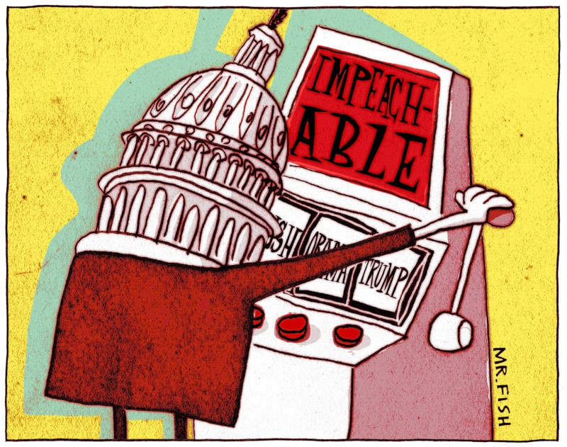 L'hypocrisie morale de l'impeachment, par Chris Hedges
