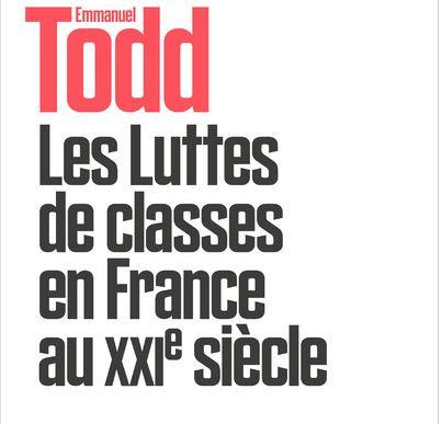 Après la lecture de Todd : fuir les drogués de l'euro et de l'UE