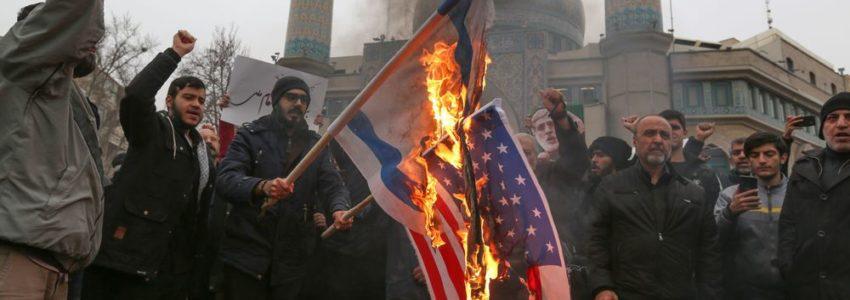 Guerre USA/Iran : désarroi et panique s'emparent de l'empire