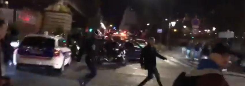 """Le témoignage impitoyable de Taha Bouhafs sur la fuite du """"roi» Macron"""