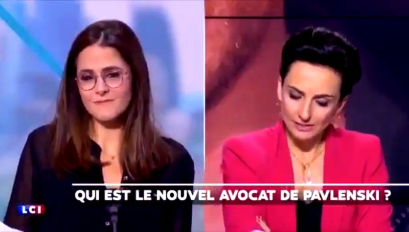La grotesque et très conne présentation de Yassine Bourzou par LCI