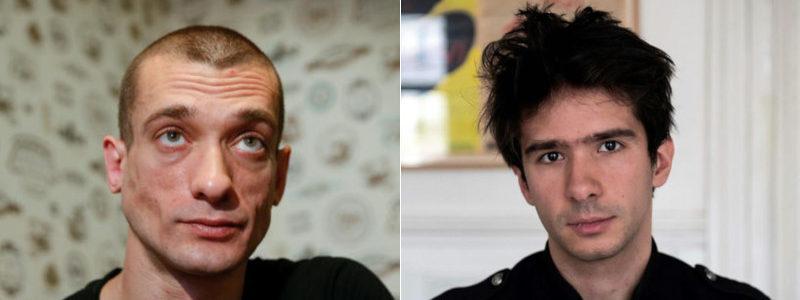 Griveauxgate : Piotr Pavlenski libéré, déconfiture de l'accusation