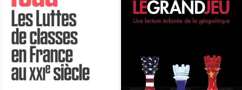 Lutte des classes et Grand jeu : conclusions du Yéti sur l'avenir de la France