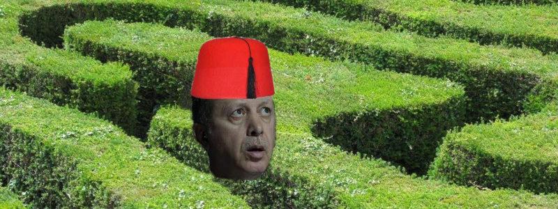 Le Grand jeu : le sultan dans son labyrinthe