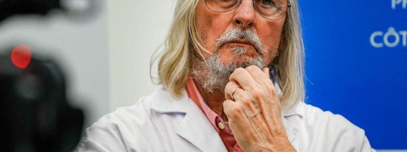 Covid-19 : le Pr Raoult tire les conclusions de ses tests à la chloroquine