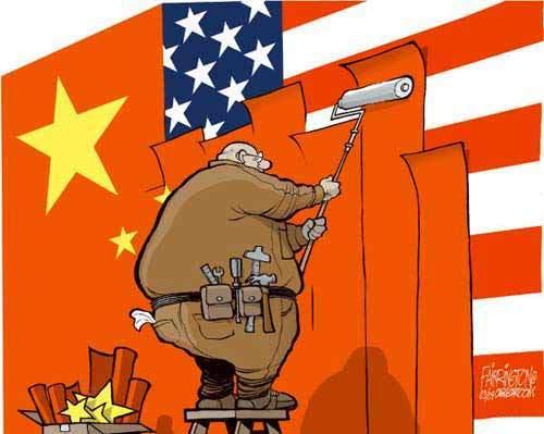 Le Grand jeu : khmerdier US en Asie