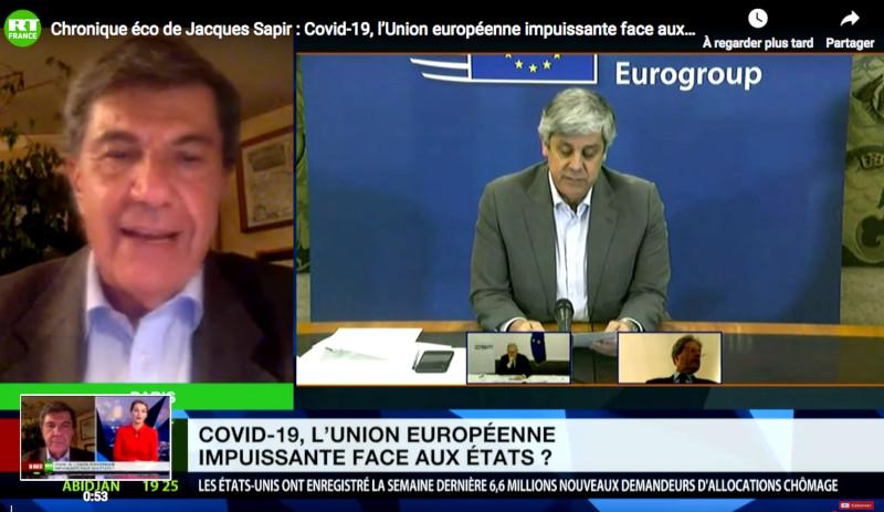 Covid-19 : l'Europe en voie de renationalisation, par Jacques Sapir