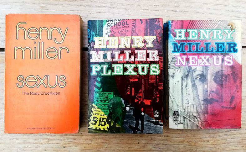 10 livres de ma vie : 5. Henry Miller (Anaïs Nin)