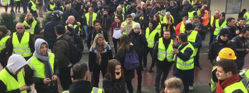 Gilets jaunes : l'urgente nécessité d'une organisation structurée