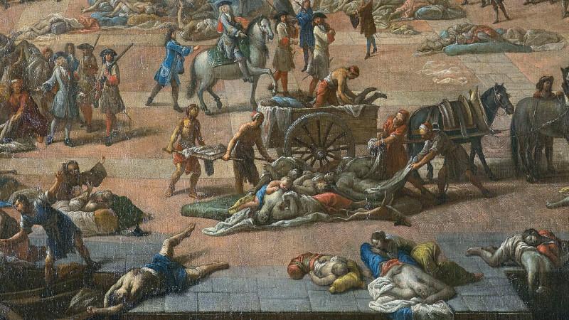 Xénophobie et krach financier : de la peste de Marseille au Covid-19