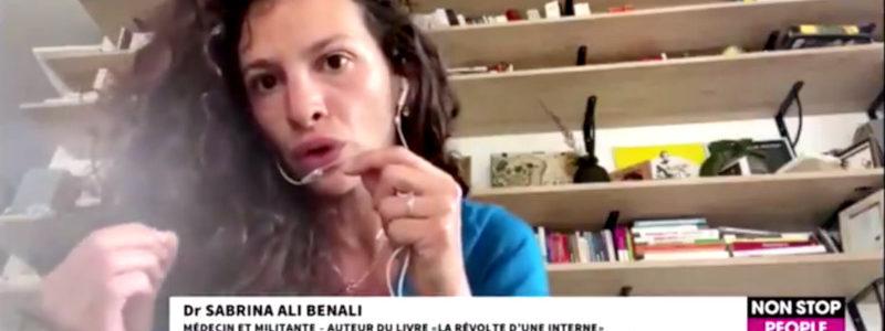 Sabrina AliBenali : «Le vrai miracle c'est qu'il n'y ait pas plus de violence»
