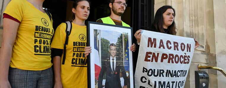 Décrocher les portraits de Macron plutôt que déboulonner des statues