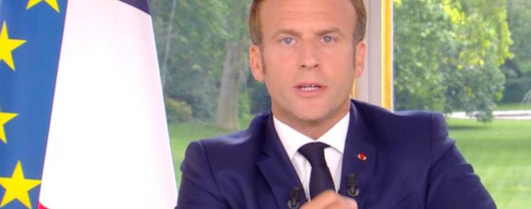 Macron ou le discours insipide d'un De Gaulle de patronage
