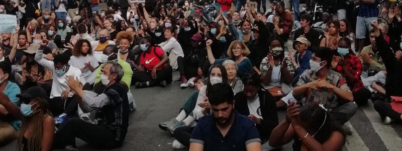 Manifestation justice pour Adama : naïveté et guet-apens