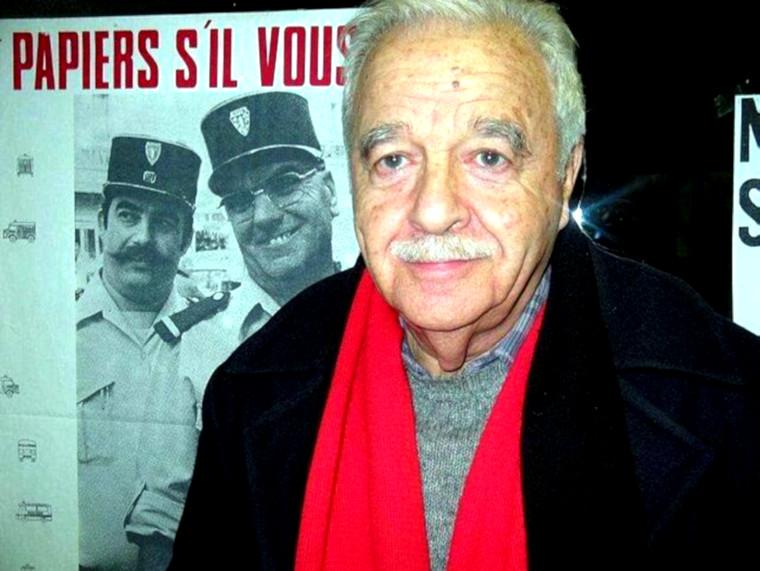 Maurice Rajsfus, lanceur d'alerte contre les violences policières