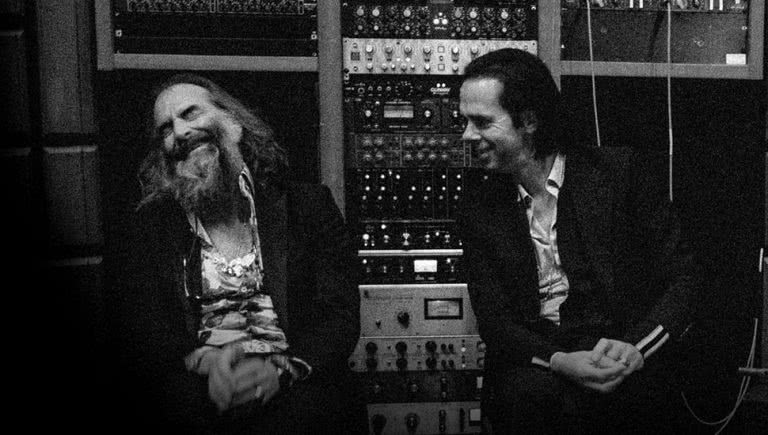Nick Cave and Warren Ellis : «Push the Sky Away»