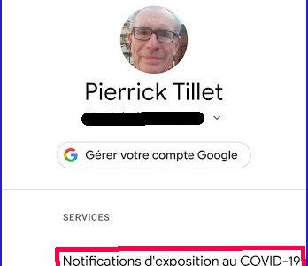"""Voici comment l'appli Google """"Notifications au COVID-19"""" a été installée à mon insu sur mon smartphone Androïd"""