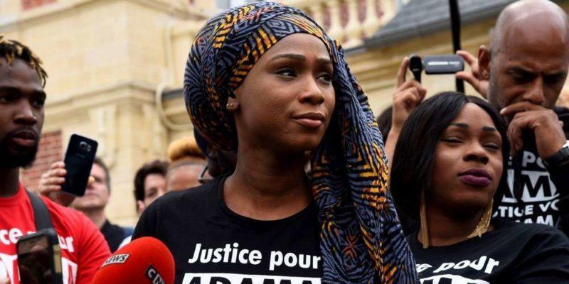 Justice pour Adama et Floyd : la dominante politique féminine