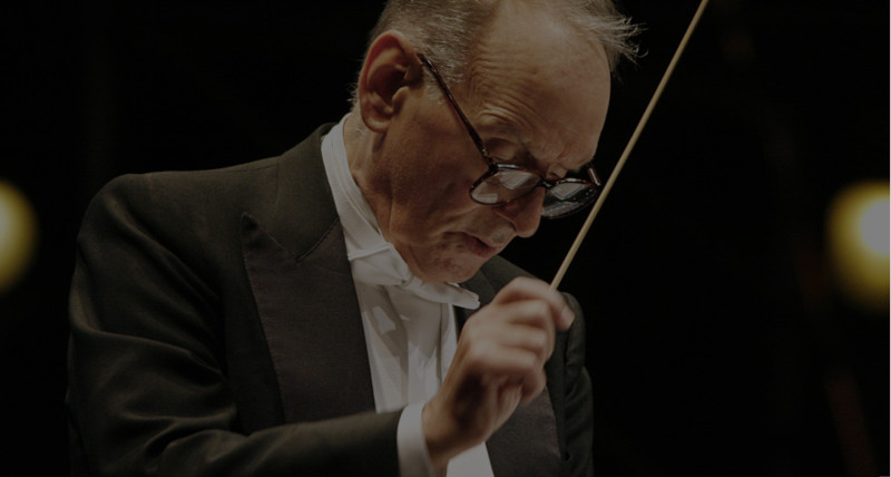 RIP Ennio Morricone : The Ecstasy of Gold