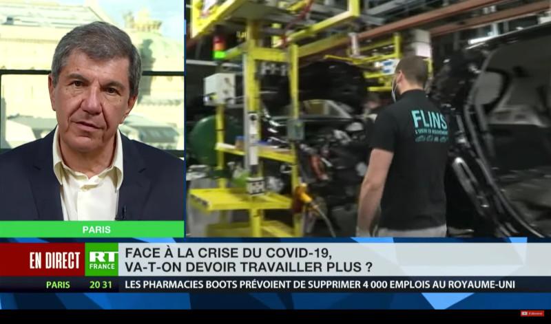 Non, ils ne veulent pas vraiment que les Français travaillent plus