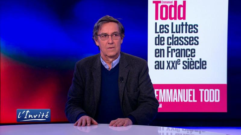 Emmanuel Todd : flamboyance de l'analyse… malgré quelques conneries