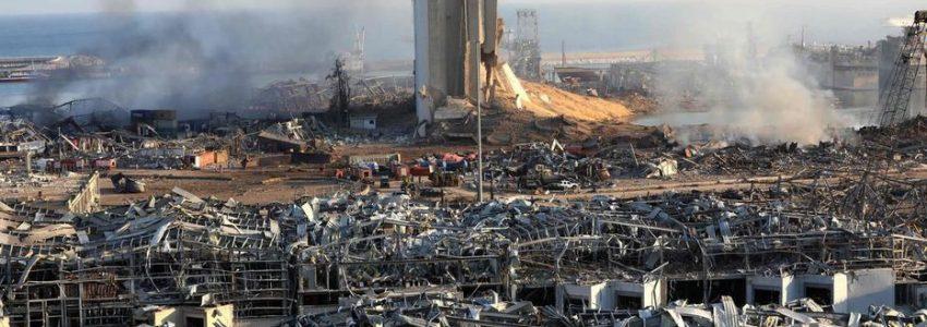 Effondrement : Beyrouth ou l'apocalypse capitaliste