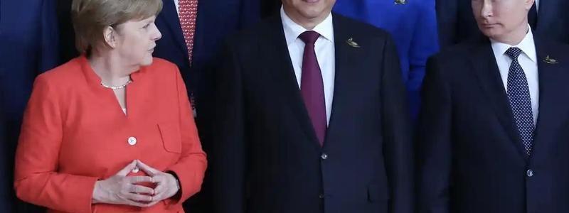 Effondrement occidental : l'Allemagne tentée par l'axe Moscou-Pékin ?