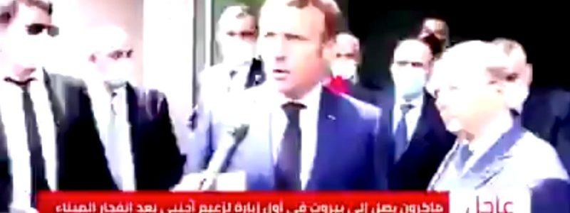 Comment Macron a ruiné l'influence de l'empire occidental au Liban
