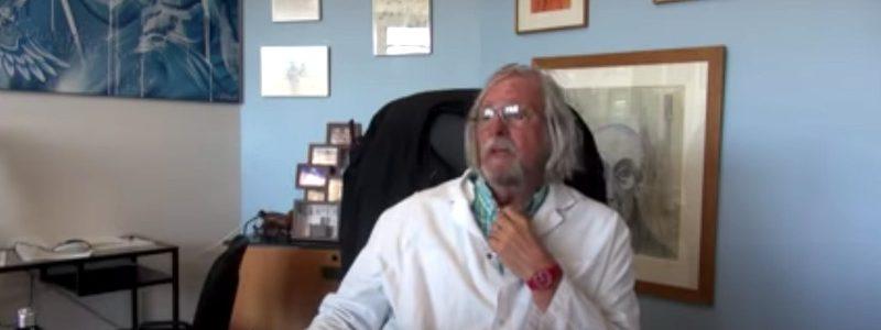 Didier Raoult au 3 août 2020 : «Je ne suis pas inquiet»