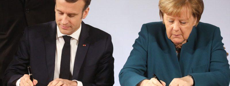 Covid-19 : l'étrange différence entre les situations française et allemande