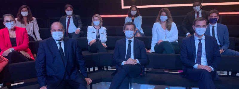 Mise au point définitive sur le port du masque à titre préventif