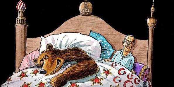 Le Grand jeu : Turquie, l'ours hausse le ton