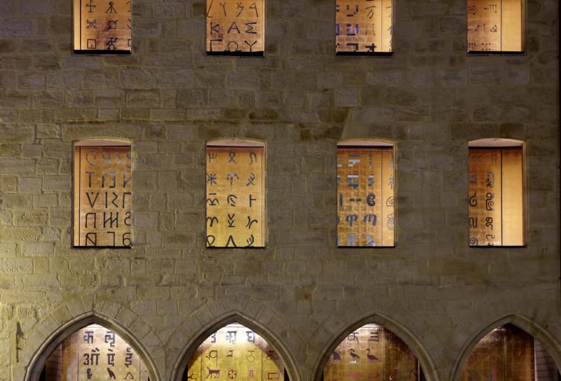 Voyage dans un pays détraqué 7. Figeac et le musée des Écritures