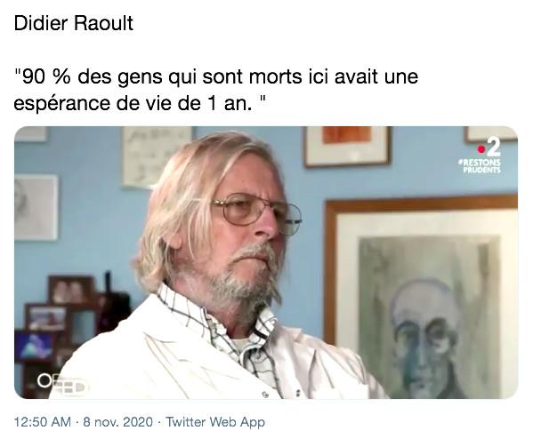 Le système sanitaire français tue bien plus que le Covid-19