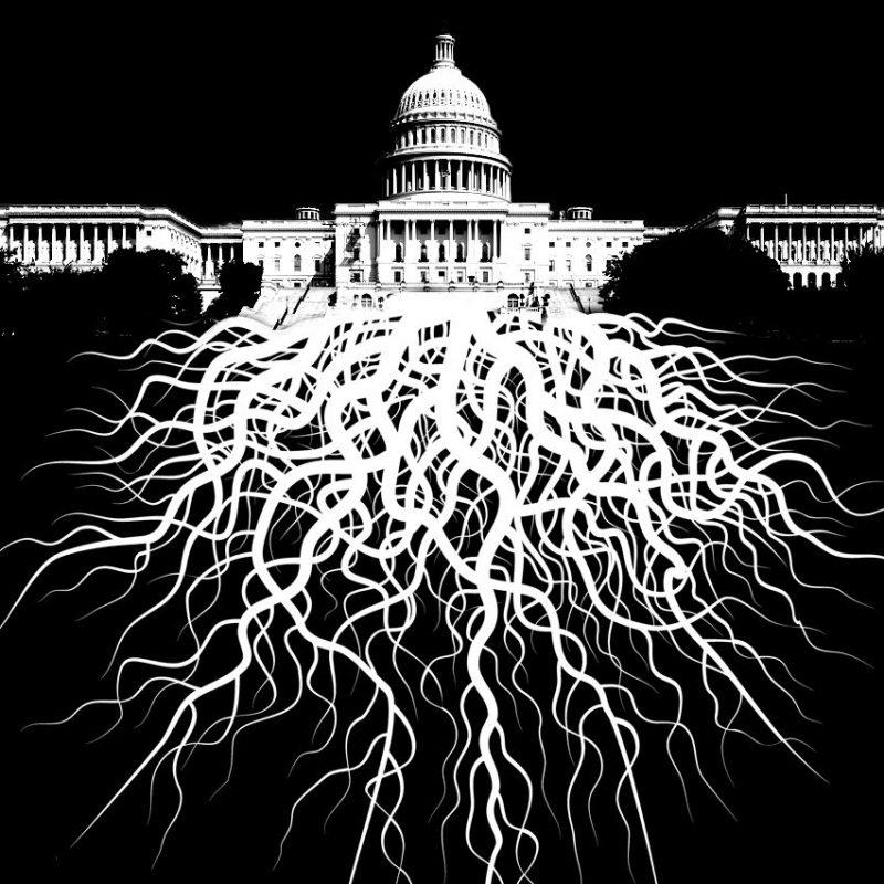 Le Grand jeu : qui dirige vraiment l'Amérique ?