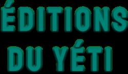 Éditions du Yéti