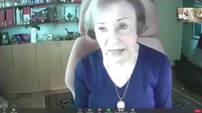 Vera Sharav à propos du Covid-19