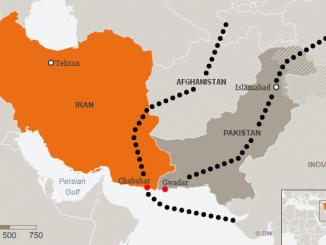 Le Grand jeu en Eurasie