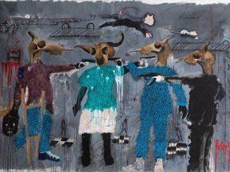 art & politique : Serigne Ibrahima Dieye