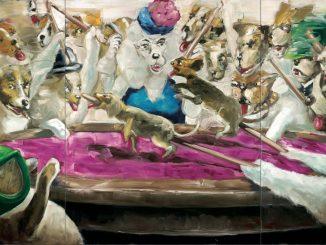 art et politique : Gregory Forstner