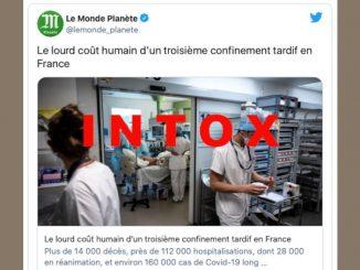 Intox confinement