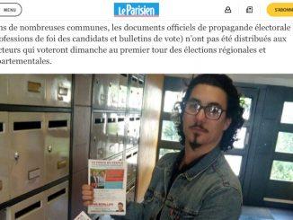 Fiasco élections