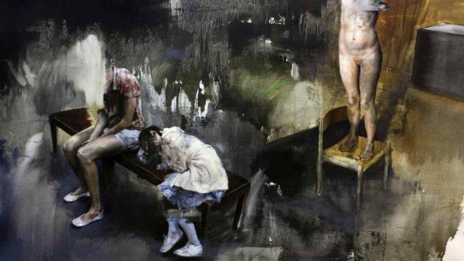L'art très politique de Julien Spianti