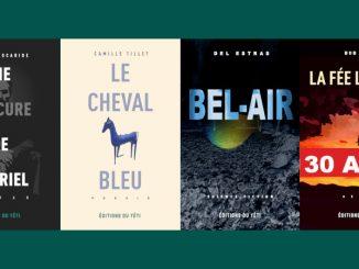 Livres des éditions du Yéti