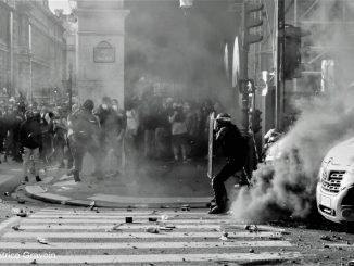 Manifestation Paris 21 septembre