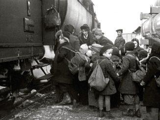 trains de la mort